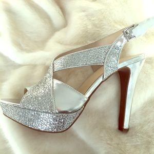 Bcbgeneration platform glam heels
